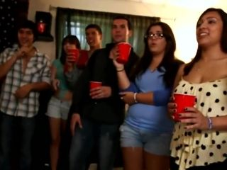 Arousing College Party (123)