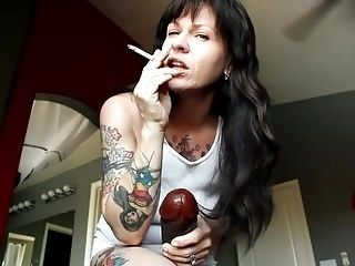 Smoking JOI Humiliation