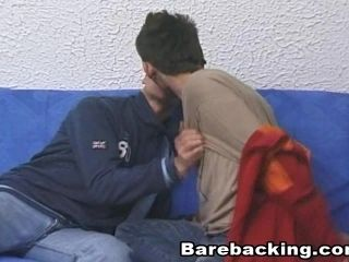 Gay Studs Kissing And Playing Around Then Fucking Hard