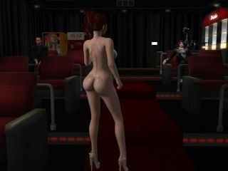 SL Escort - Wendy Peach
