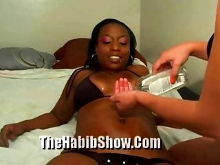 Ms.PAWG and Ms. thick then a snika ebony Intro Lesbian serie