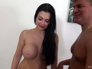 Aletta Ocean's curvy body is all a handsome hunk wants to plow