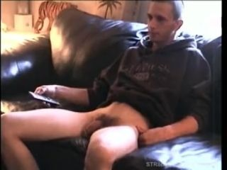 Stroking With Straight Boy Jake (5)