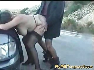 My MILF Exposed Public nudity wife sharing and fucking