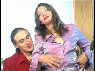 Mother Catches Boyfriend Jerking