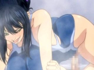 Horny Anime Sucking And Riding (2)