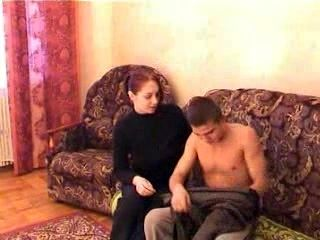 Teen Couple Fuck Like It's The Last Day Of Their Lives (2)