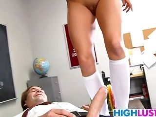 Hard Dick For Schoolgirl Hope Howell (5)