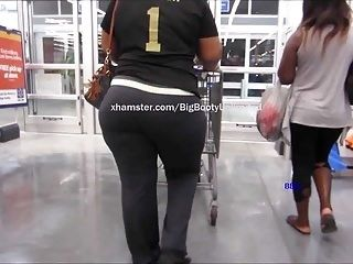 Ms Johnson's Phat Wide Ass