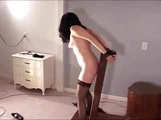 Whipped, Spanked and Punished by her Master