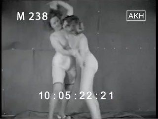 classic Catfights- Another Catfight from Germany (year?)