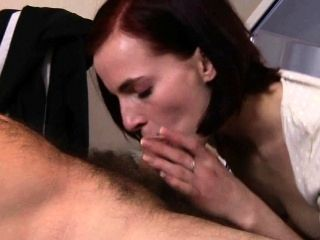Old Young Porn My Sister Fucked Her Boss in the office (2)