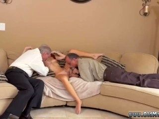 Kaylee Russian Teen Fuck By Old Man And Very Granny Pussy