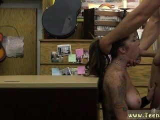 Cash And 18Yo Amateur Blowjob And The Biggest Dick Ever Seen And Big Bum