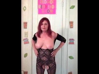 Redhot Redhead Show 7-30-2017 Pt. 1 (Lingerie photoshoot)