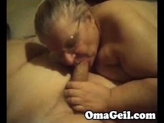 Chubby Grannies Suck Dick And Masturbate Hard (3)