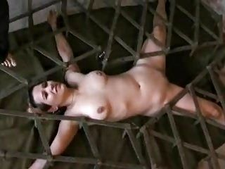 Squirting Orgasm In The Dungeon (3)