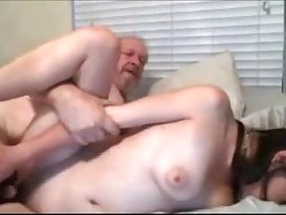 Old And Young Couple Webcam Sex