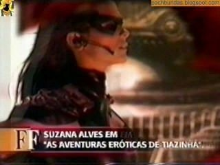 As Aventuras Eroticas de Tiazinha - Making Of