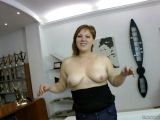 Chubby Babe's Fucked Silly By A Guy