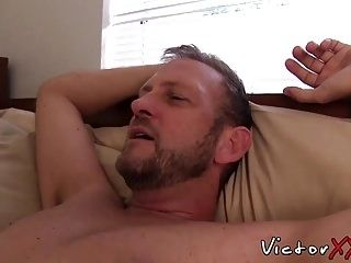 Sex Starved Guy Is Eager To Sit On That Fat Dick And Ride It (2)