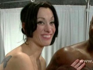 Divine Dominatrix Bitch Fucking Black Male Slave In Fetish Female Domination Sex Video