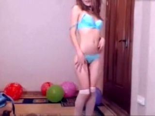 Amazing Homemade clip with Panties and Bikini, Solo scenes