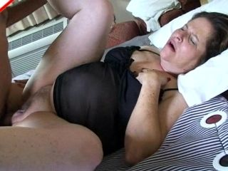 Cute Mature Granny Hairy Pussy Refined Hardcore Missionary