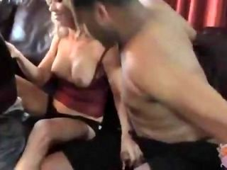 Mandy Monroe In An Interracial Orgy