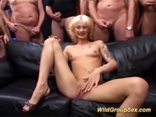 My Moms First Gangbang Orgy (8)