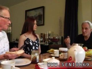 Asian fucks old and old young swing first time Minnie Manga slurps