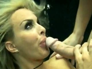 Underwater Sex With A Hot Blonde With Big Tits