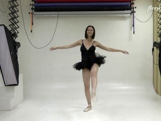 Everyone knows that Galina is the naughtiest ballerina in Moscow!