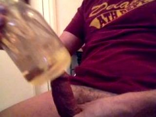 Swapping my fleshlight with a mate